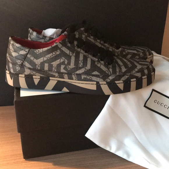68fecd297 Gucci Shoes   Authentic Mens Sneakers Size 8   Poshmark